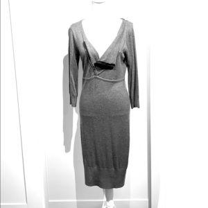 Bebe knit dress